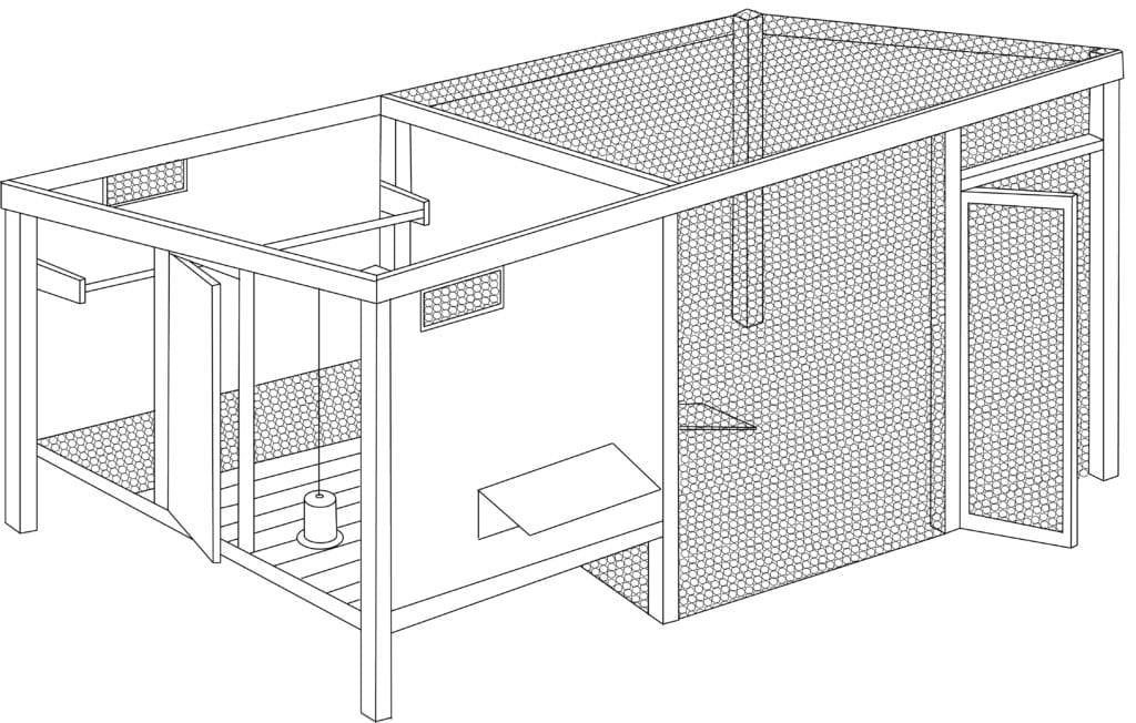 4.2 : Ajout de deux trappes de ventilation