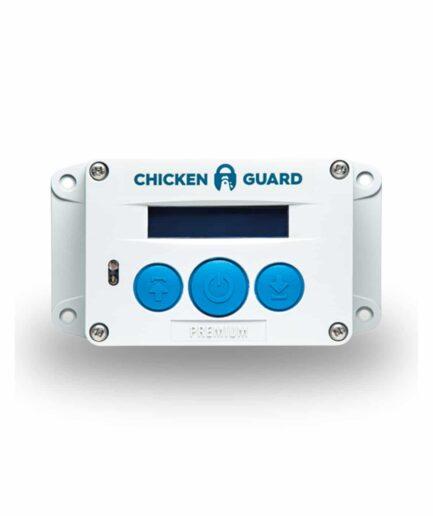 Portier automatique poulailler ChickenGuard Premium